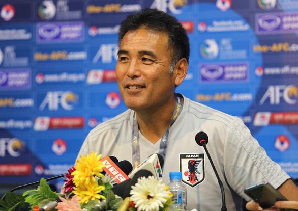 HLV U19 Nhật Bản: 'Các cầu thủ Việt Nam kinh nghiệm hơn chúng tôi' - Ảnh 1.