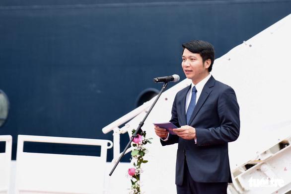 Đại biểu SSEAYP xin chào Việt Nam - Ảnh 6.