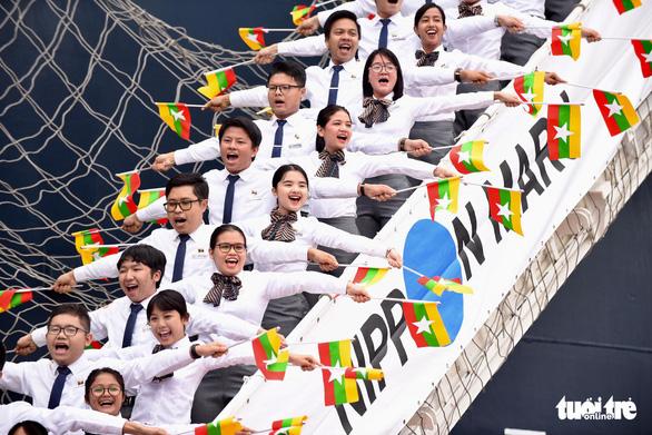 Đại biểu SSEAYP xin chào Việt Nam - Ảnh 4.