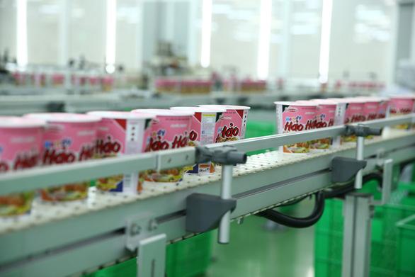 Đầu tư hàng triệu đô sản xuất mì ăn liền - Ảnh 3.