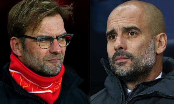 HLV Klopp và Guardiola nói gì trước trận Liverpool gặp Man City? - Ảnh 1.