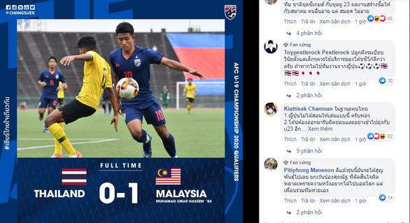 CĐV Thái chê U19 dở chưa từng thấy và bảo FAT: Sang Việt Nam học đi - Ảnh 1.