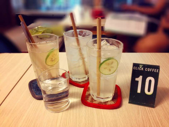 31 quán cà phê ở Đà Nẵng nói không với đồ nhựa - Ảnh 1.
