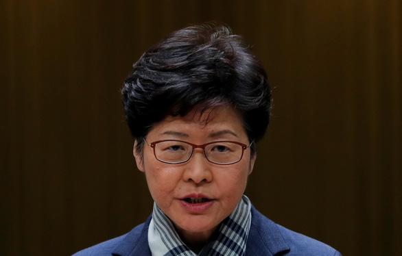 Lãnh đạo Hong Kong: Người biểu tình đang là kẻ thù của người dân - Ảnh 1.