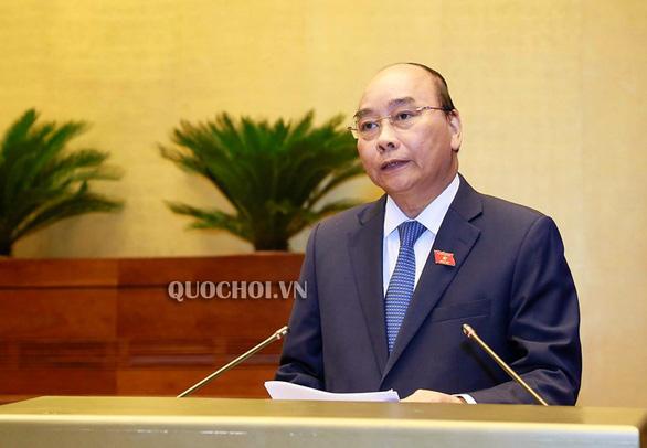 Thủ tướng Nguyễn Xuân Phúc: Phải có luật để bảo vệ nhà đầu tư - Ảnh 1.