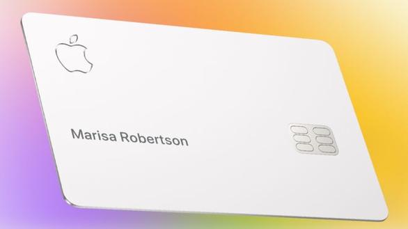 Thẻ tín dụng của Apple bị điều tra kỳ thị giới - Ảnh 1.
