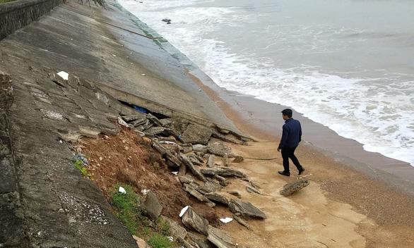 Phát hiện hai thi thể nam giới dạt vào bờ biển Quảng Trị - Ảnh 1.