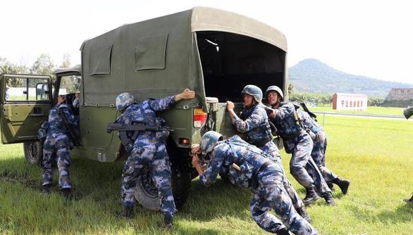 Trung Quốc đổ tiền luyện lính đặc nhiệm, tính vượt qua Mỹ - Ảnh 1.