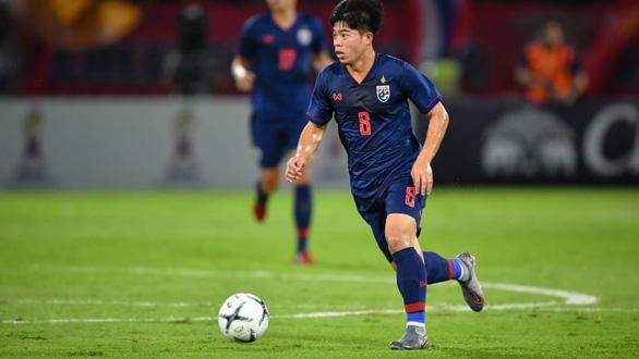 Sao trẻ Thái Lan sút tung lưới UAE được FIFA khen hết lời - Ảnh 1.
