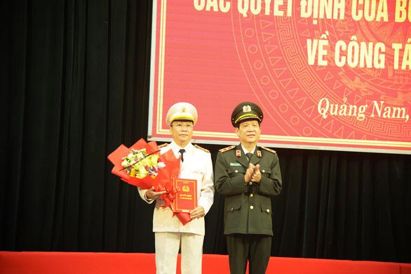Đại tá Nguyễn Đức Dũng làm giám đốc Công an tỉnh Quảng Nam - Ảnh 1.