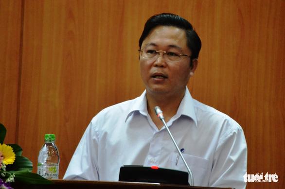 Ông Lê Trí Thanh giữ chức phó bí thư Tỉnh ủy Quảng Nam - Ảnh 1.