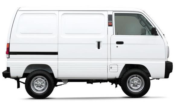 Suzuki Super Carry Blind Van - 'Nhỏ mà có võ: nay được lưu thông nội đô 24/24 - Ảnh 2.
