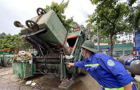 TP.HCM cần nâng cấp 1.600 xe vận chuyển rác - Ảnh 1.