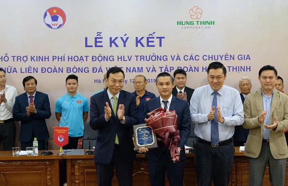 Tập đoàn Hưng Thịnh kí kết hợp tác với VFF - Ảnh 2.