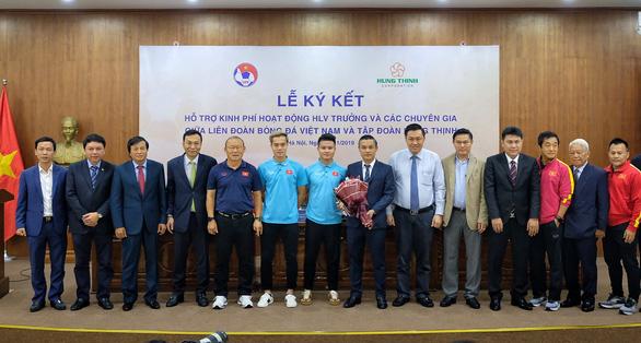 Tập đoàn Hưng Thịnh kí kết hợp tác với VFF - Ảnh 4.