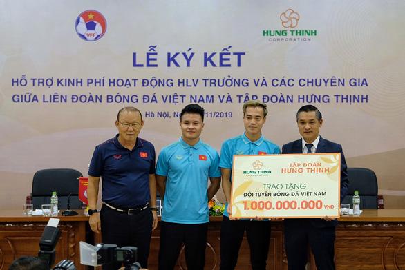 Tập đoàn Hưng Thịnh kí kết hợp tác với VFF - Ảnh 5.