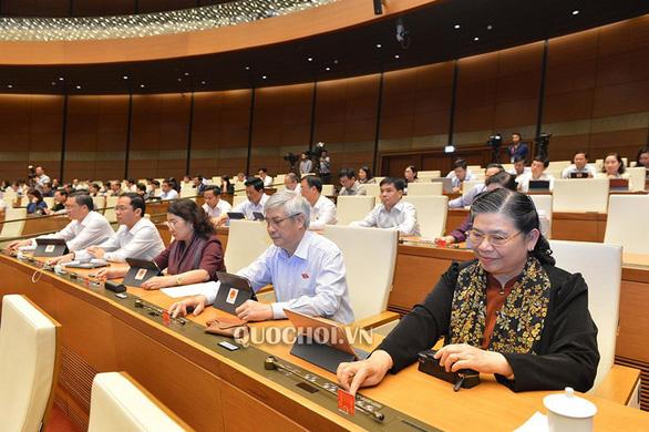 Quốc hội thông qua tăng lương cơ sở cho công chức lên 1,6 triệu đồng/tháng - Ảnh 1.