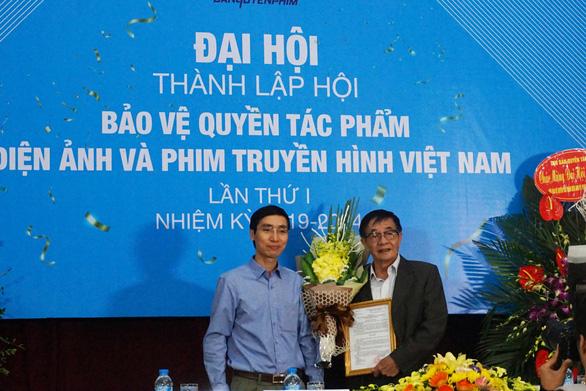 Quyền Linh làm phó chủ tịch Hội Bảo vệ quyền tác phẩm điện ảnh - truyền hình - Ảnh 1.
