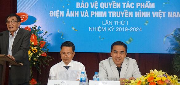 Quyền Linh làm phó chủ tịch Hội Bảo vệ quyền tác phẩm điện ảnh - truyền hình - Ảnh 2.