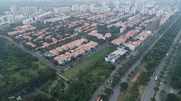 Vùng đất hứa tại khu Nam Sài Gòn - Ảnh 1.