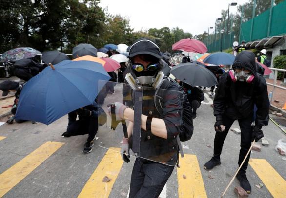 Ông Cảnh Sảng: Cần phải chấm dứt bạo lực ở Hong Kong - Ảnh 1.