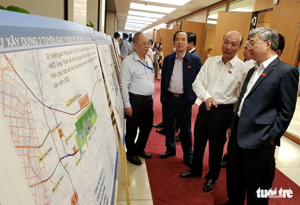 Bộ trưởng Nguyễn Văn Thể: 'Hiệu quả kinh tế của dự án sân bay Long Thành rất cao' - Ảnh 1.