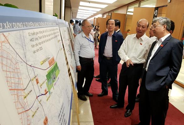 Quốc hội: Chọn ai xây sân bay Long Thành thuộc quyền Chính phủ - Ảnh 1.