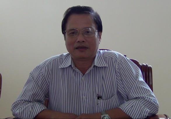 Khởi tố Phó giám đốc Sở Văn hóa, thể thao và du lịch Đồng Tháp - Ảnh 1.