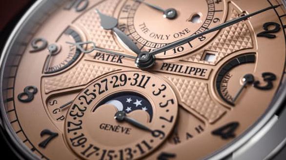 Không thể tin được: Đồng hồ đeo tay 31 triệu USD! - Ảnh 1.