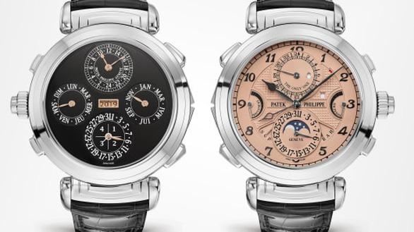 Không thể tin được: Đồng hồ đeo tay 31 triệu USD! - Ảnh 2.