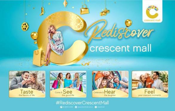 Ghé thăm và khám phá Crescent Mall tuyệt vời hơn bao giờ hết - Ảnh 1.
