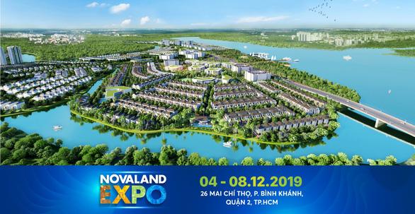 Novaland Expo - Hơn 40 đối tác tham gia - Ảnh 1.
