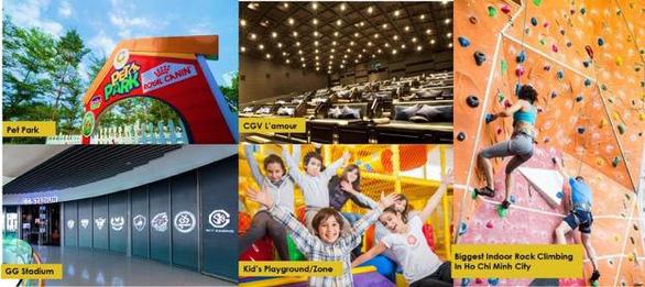 Ghé thăm và khám phá Crescent Mall tuyệt vời hơn bao giờ hết - Ảnh 6.
