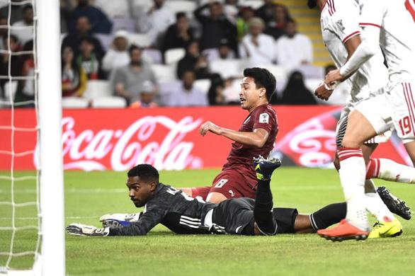 Thủ môn tuyển UAE: Chúng tôi sẽ đánh bại Việt Nam ngay trên sân Mỹ Đình - Ảnh 1.