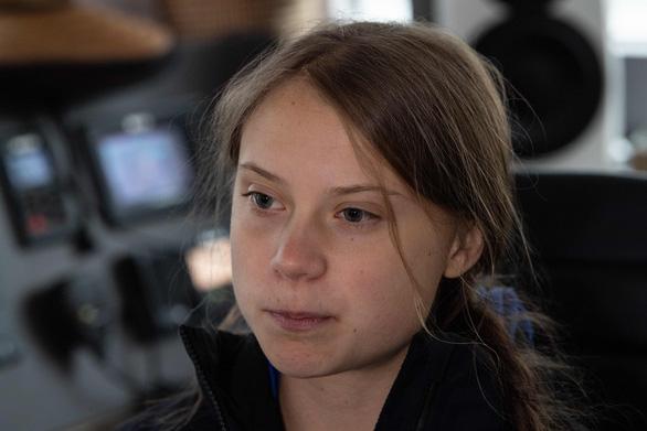 Greta Thunberg nói 'sự cực đoan' của ông Trump có lợi cho môi trường - Ảnh 1.