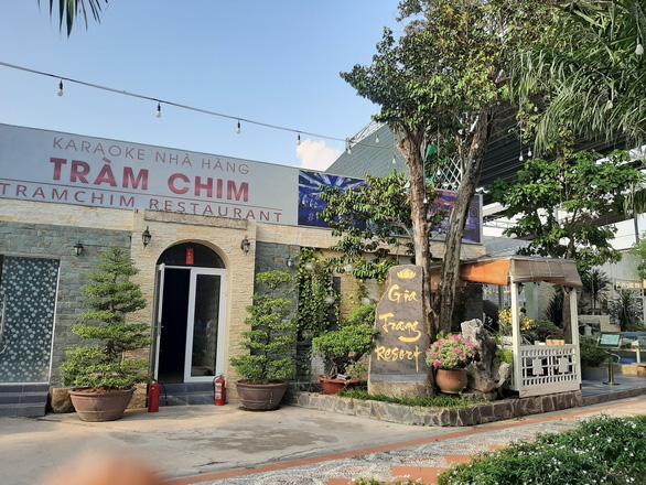 Huyện Bình Chánh ra quyết định xử lý resort Gia Trang rộng hơn 7.000m2 - Ảnh 4.
