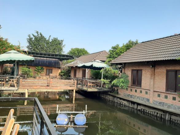 Huyện Bình Chánh ra quyết định xử lý resort Gia Trang rộng hơn 7.000m2 - Ảnh 2.