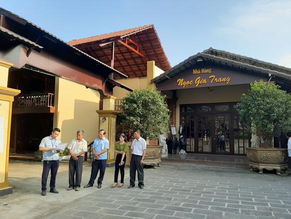Huyện Bình Chánh ra quyết định xử lý resort Gia Trang rộng hơn 7.000m2 - Ảnh 1.