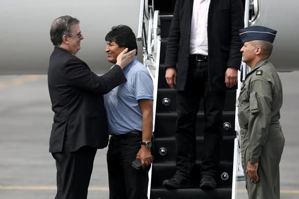 Bolivia có nữ tổng thống lâm thời - Ảnh 2.