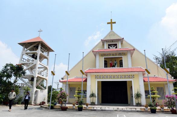 Đề nghị xếp hạng di tích 2 công trình tôn giáo ở Thủ Thiêm - Ảnh 1.