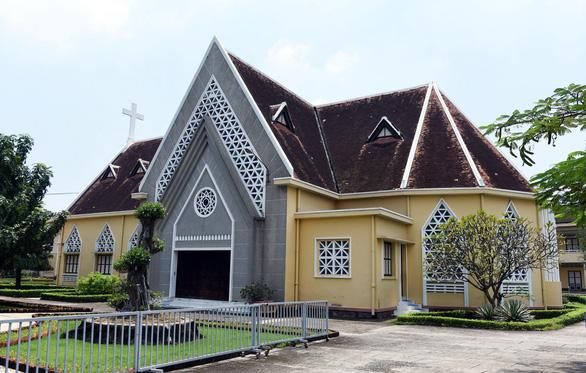 Đề nghị xếp hạng di tích 2 công trình tôn giáo ở Thủ Thiêm - Ảnh 2.