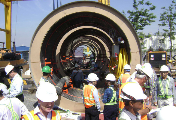 TP.HCM bảo lưu chọn nhà thầu Vinci - Acciona trong gói thầu xử lý nước thải 307 triệu USD - Ảnh 1.