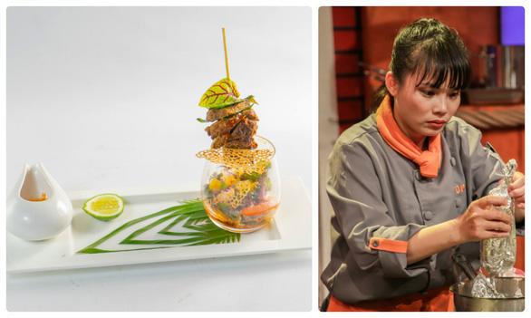 Yến Nhi - Nữ đầu bếp đầu tiên rời Top Chef Vietnam 2019 - Ảnh 2.