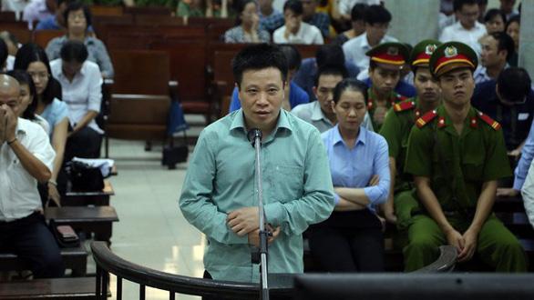 Vụ án Hà Văn Thắm: khởi tố nguyên tổng giám đốc Công ty CP truyền thông Đại Dương - Ảnh 1.
