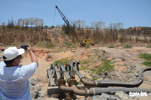 Bắt nguyên giám đốc Công ty Dương Đông Bình Thuận trong vụ buôn lậu xăng dầu khủng - Ảnh 1.