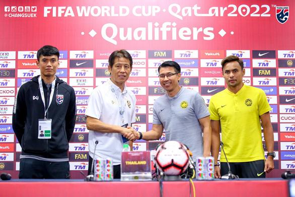 HLV Nishino: Thắng UAE, Malaysia mà thua Việt Nam thì cũng như không - Ảnh 1.