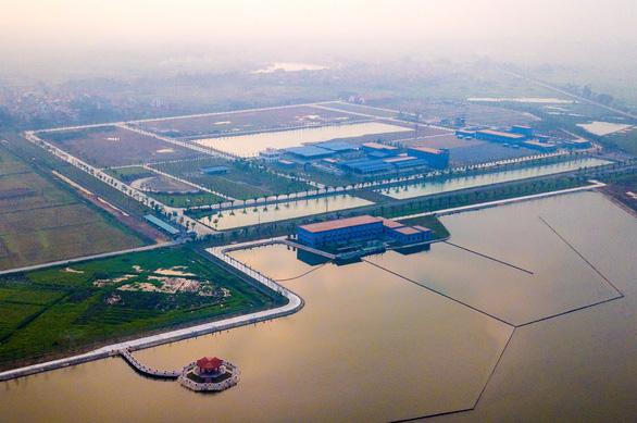 Nước sạch sông Đuống đắt đỏ vì cõng lãi vay nghìn tỉ? - Ảnh 1.