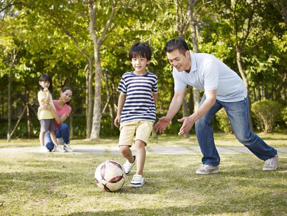 Gia đình trẻ và xu hướng chăm sóc sức khỏe toàn diện - Ảnh 1.