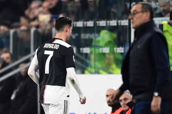 Cầu thủ Juventus yêu cầu Ronaldo xin lỗi vì bỏ về sớm trong trận gặp AC Milan - Ảnh 1.