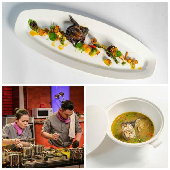 Yến Nhi - Nữ đầu bếp đầu tiên rời Top Chef Vietnam 2019 - Ảnh 3.